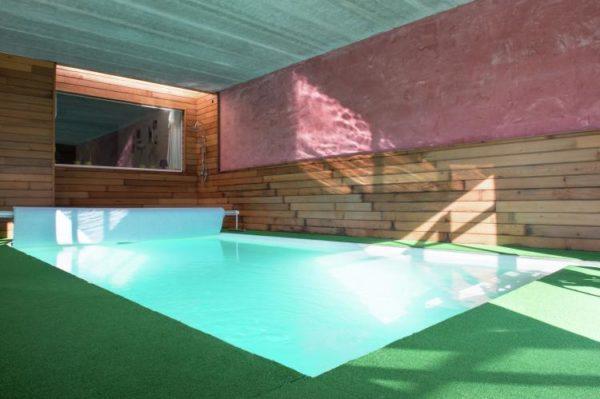 Les Bastinettes - België - Ardennen - 20 personen binnenzwembad