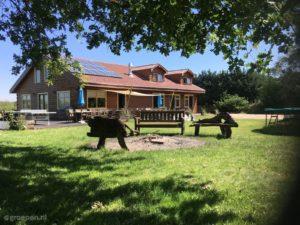 Groepsaccommodatie Klijndijk - Nederland - Drenthe - 38 personen - huis