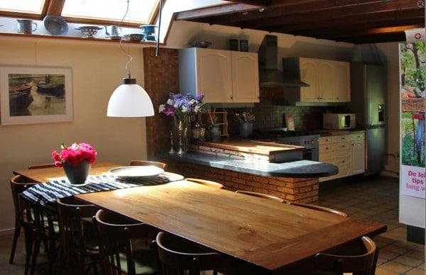 Groepsaccommodatie OV024 - Nederland - Overijssel - 21 personen - keuken