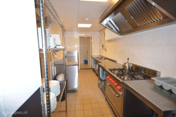 Groepsaccommodatie Putten - Nederland - Gelderland - 62 personen - keuken