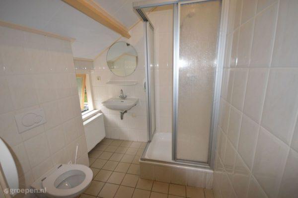 Groepsaccommodatie Putten - Nederland - Gelderland - 62 personen - badkamer