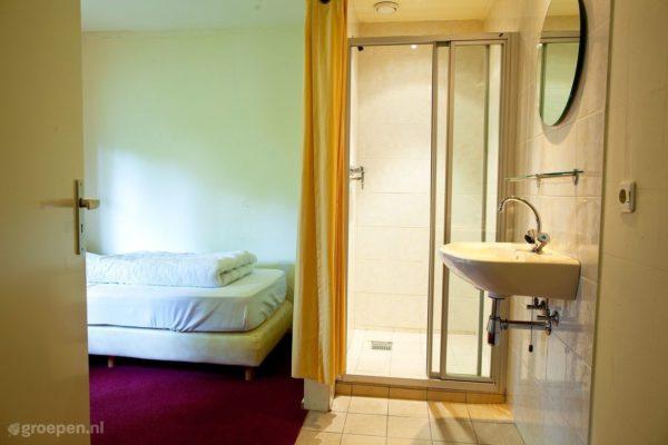 Groepsaccommodatie Sleen - Nederland - Drenthe - 40 personen - slaapkamer