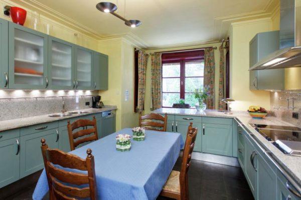 Landhuis Villa Al Bounire - Belgie - Ardennen - 20 personen - keuken