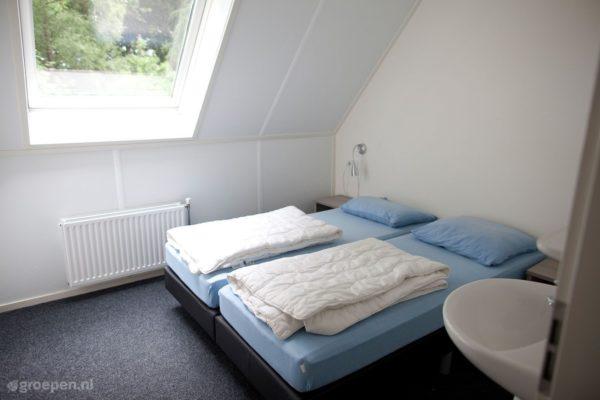 Groepsaccommodatie hgx-1252 - Nederland - Overijssel - 20 personen - slaapkamer