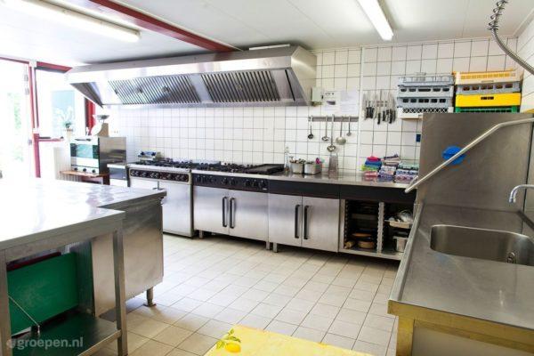 Vakantieboerderij Sleen - Nederland - Drenthe - 47 personen - keuken